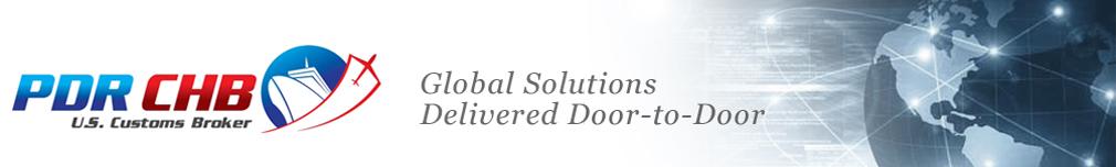 PDR-CHB Customs Brokerage